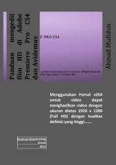 panduan mengedit film hd di adobe premiere pro cs4 dan avidemux.pdf