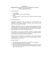 PROPOSAL TPQ GAYAM 2013.doc