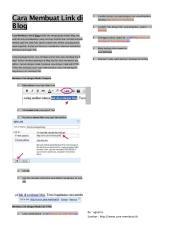 Cara Membuat Link di Blog.pdf