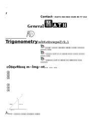 Trigonometry 9.1 (MCQ + CQ) final.docx.docx