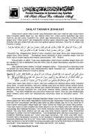 Dalil & sejarah Sholat tarawih 20 Rakaat.pdf