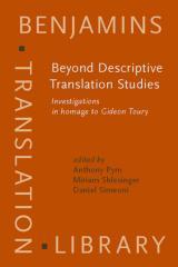 benjamin's translation library - beyond descriptive translation studies.pdf