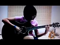 Sungguh Mengagumkan Cewek Cantik Main Gitar Hebat Banget ~ Cover Avenged Sevenfold Dear Go.mp4