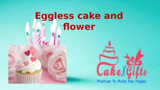 Order your choice eggless cakes online in Pune.pptx