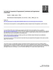 an empirical assessment of org commitment_angle_perry_ASQ1981.pdf
