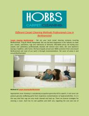 Different_Carpet_Cleaning_Methods_Professionals_Use_in_Berkhamsted.PDF