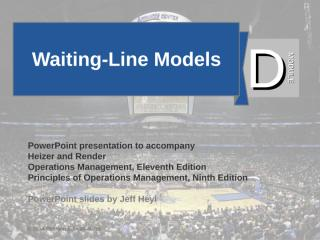 waiting lines (report).ppt