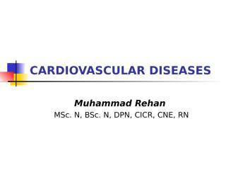 UNIT-III- C Cardiovascular System-1.ppt