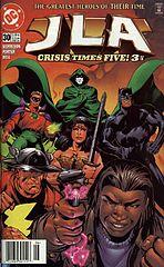 JLA 30 - Cinco veces Crisis.cbr