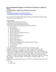 Cara Install Proxy Squid Lusca di Ubuntu Server 10.docx