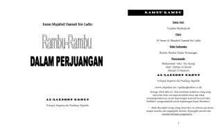 syeikh imam usamah bin ladin - rambu-rambu dalam perjuangan.pdf