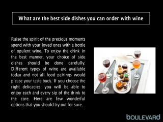 What are the best side dishes you can order with wine (1).pdf