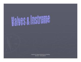 Valves & Instrumentation.pdf